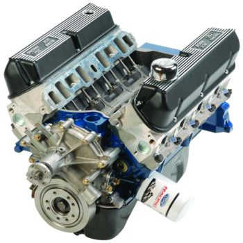 Ford Performance Crate Race Engines - Ford Racing and Street Motors