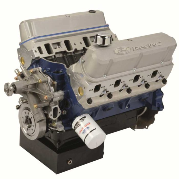 M-6007-Z460FFT Big Block Ford Engine - 460 CI 575 HP Crate Engine