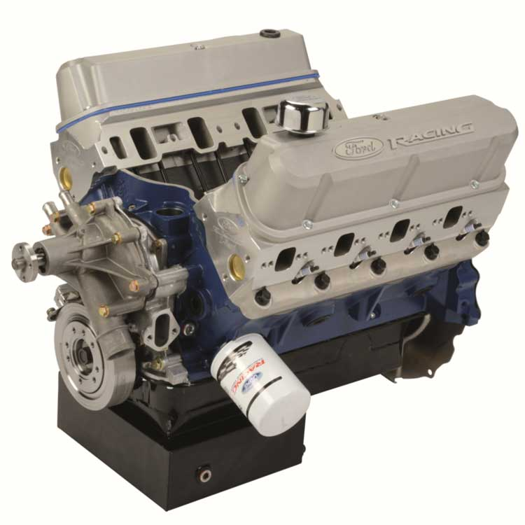Used Small Block Ford Engines For Sale: M6007Z460FFT Big Block Ford Engine