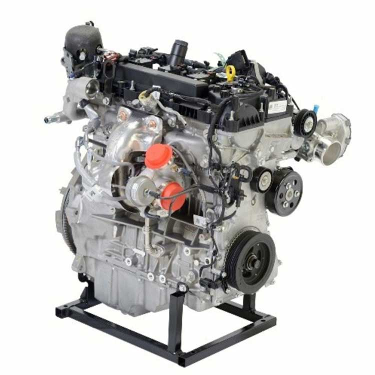 Ford M600723T Ecoboost Engine - Mustang 4 Cyl Ford Crate Engine
