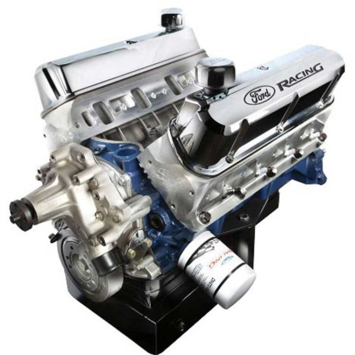 Ford 500 HP Engine M6007Z2363FT - Ford Boss Racing Engine