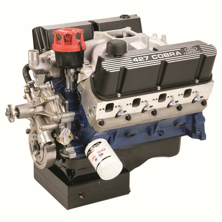 M6007Z2427FFT Ford Racing Crate Engine - Ford 535 HP Race Motors