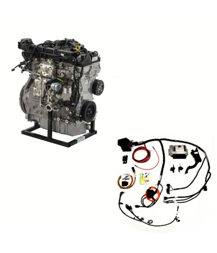 2.0 L Ecoboost >> Ford Ecoboost Engine And Controls Pack Kit M 9000 20tk