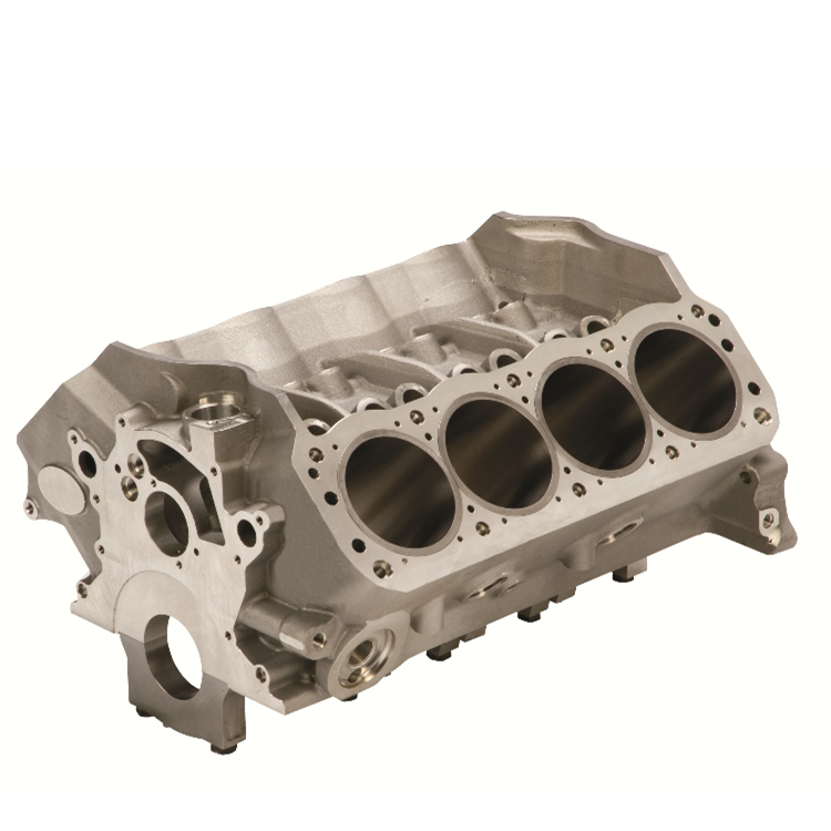 Used Small Block Ford Engines For Sale: M6010Z351 Ford Performance ALUMINUM BLOCK