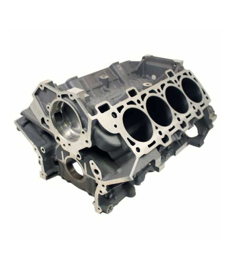 M-6010-M52 5.2L Ford ALUMINUM BLOCK - Ford Small Block Engine