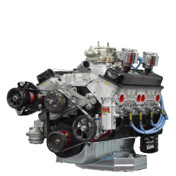 GM 604 Pro Stock Cam Change
