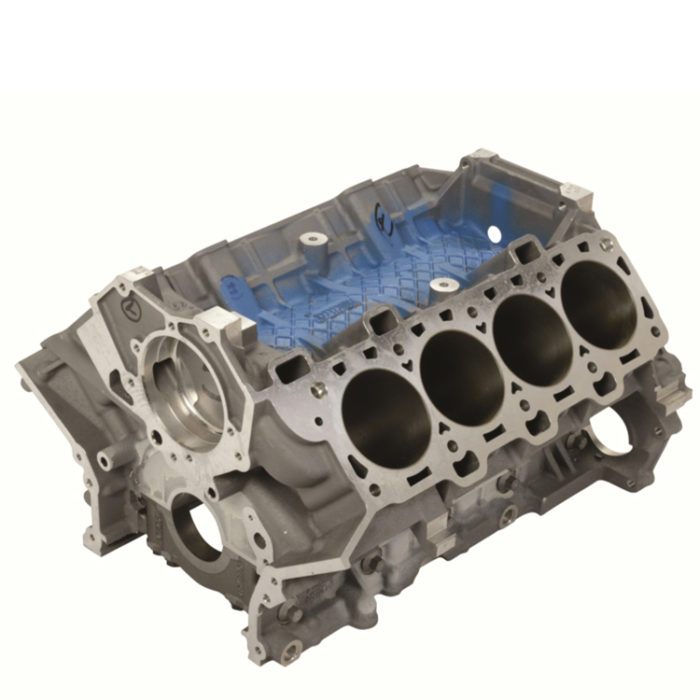 M-6010-M50R 5.0L COYOTE ALUMINUM BLOCK - Ford Small Block Engine