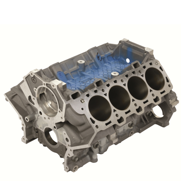 Used Small Block Ford Engines For Sale: M6010M50R 5.0L COYOTE ALUMINUM BLOCK