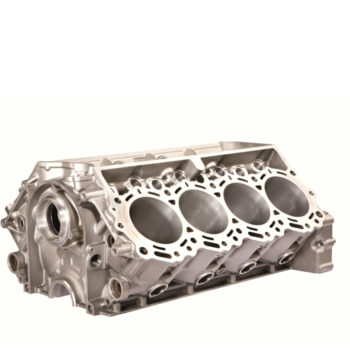 M-6010-R500 FR9 Short Block - 302 BOSS Small Block Engine