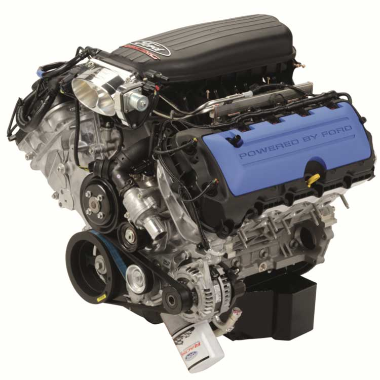 Ford Performance M6007A52XS - 5 2L 4V Mustang Crate Engine