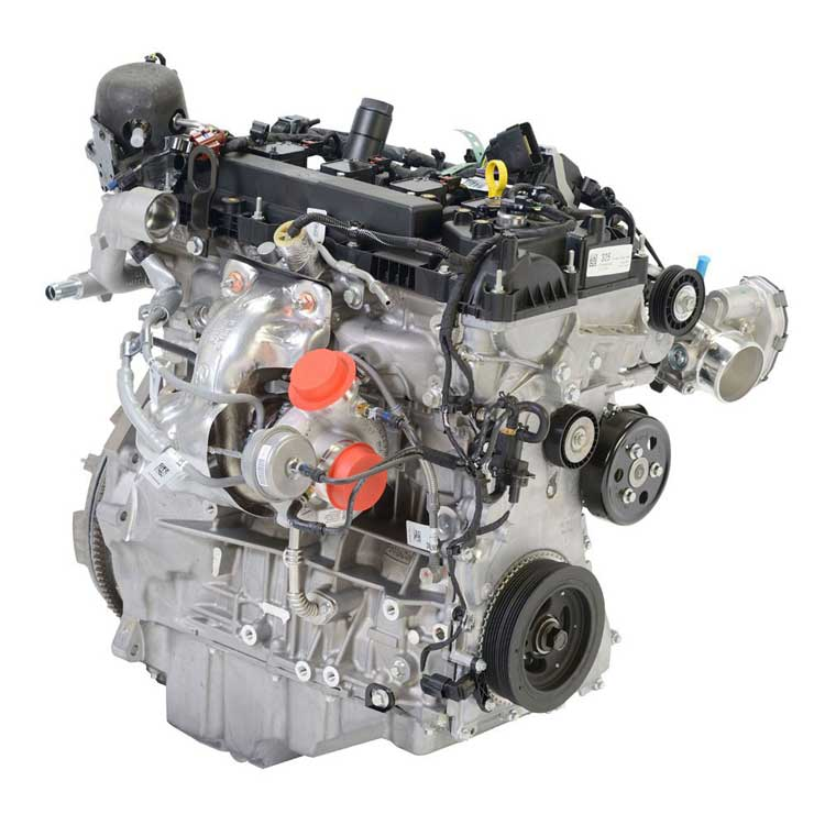 M600723TA Ford Ecoboost Engine - 252 Horsepower 4 Cyl Ford